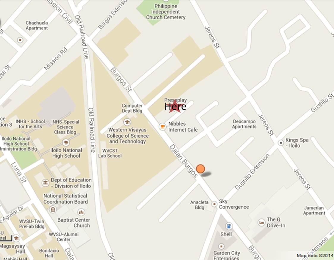 House And Lot Boarding House Lapaz Iloilo City Iloilo - Iloilo city map
